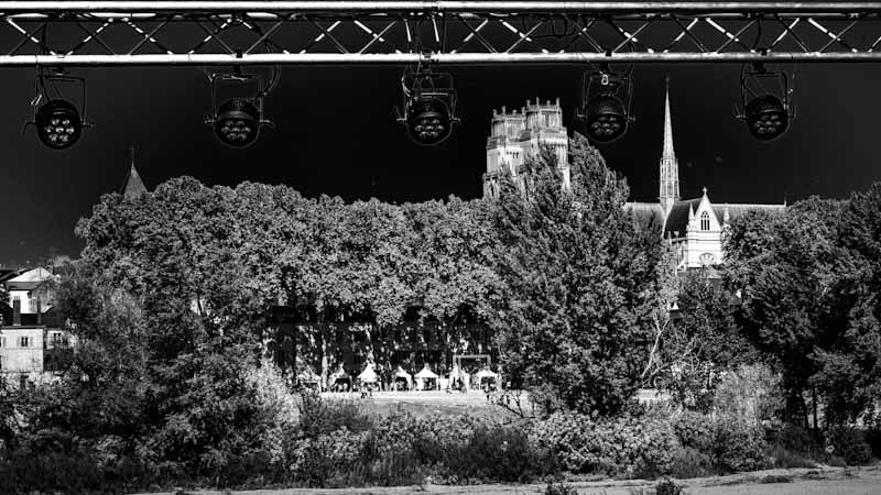 la scéne d'Orléans