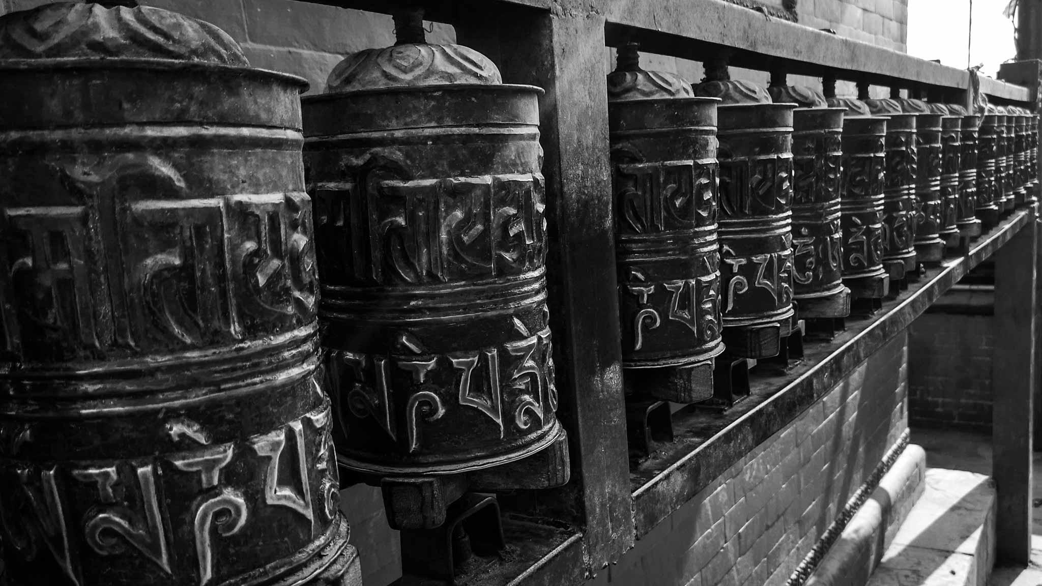 Thamel (Népal)
