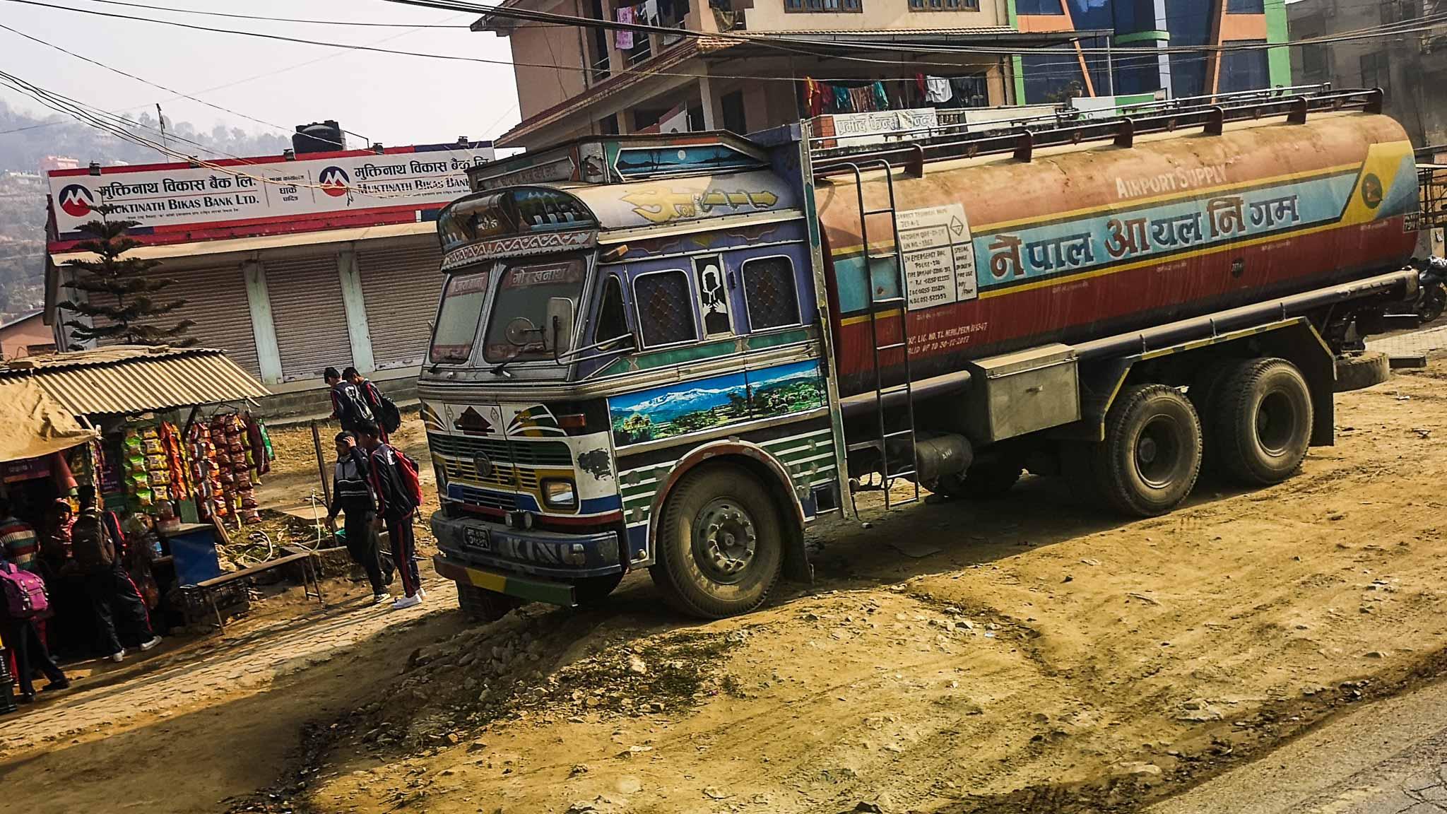 Népal 2020