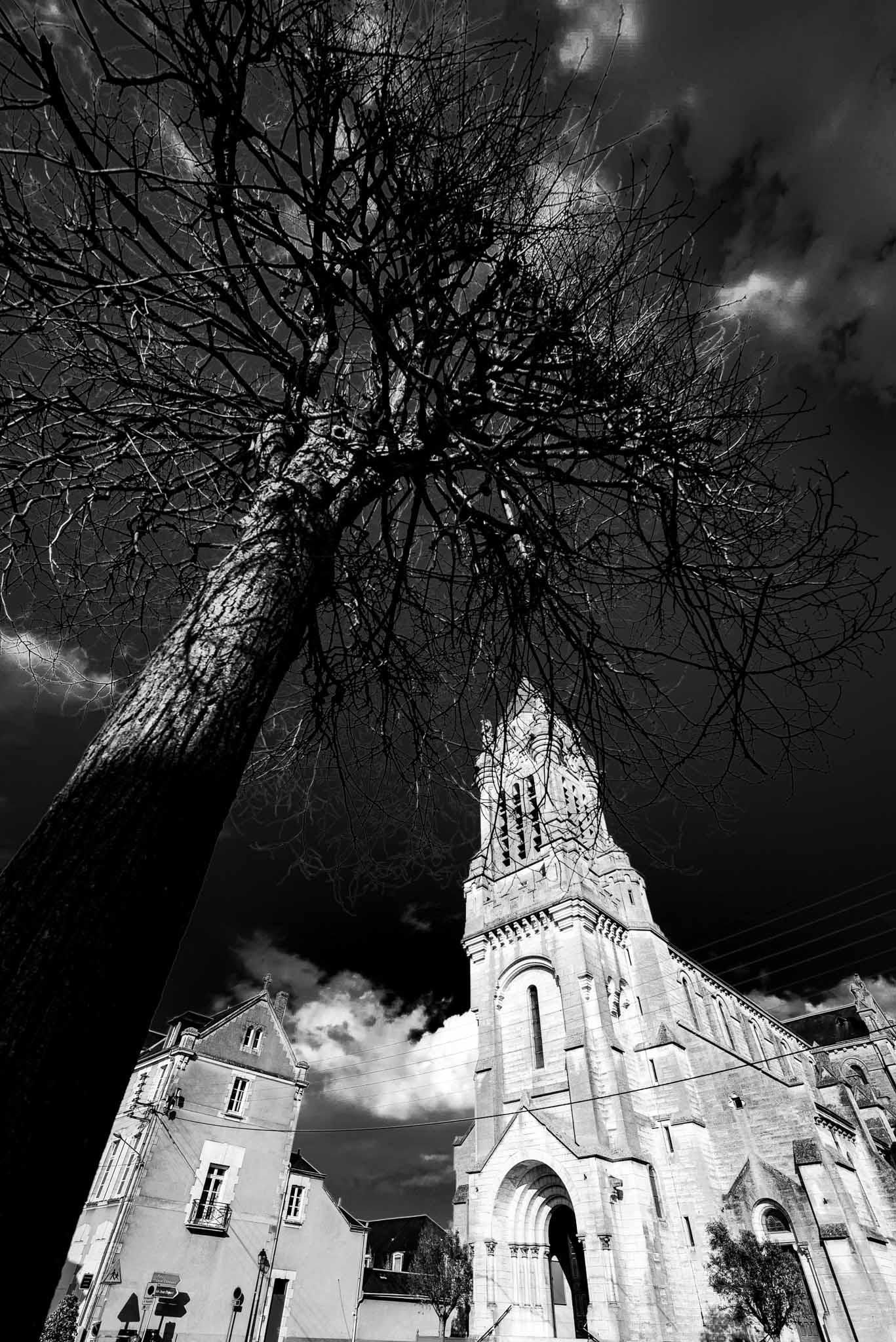 """jour 3 """"Eglise St Marceau"""""""